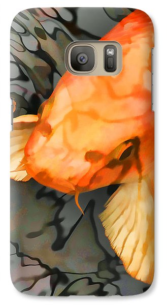 Galaxy Case featuring the photograph Wise Old Man by Brian Davis