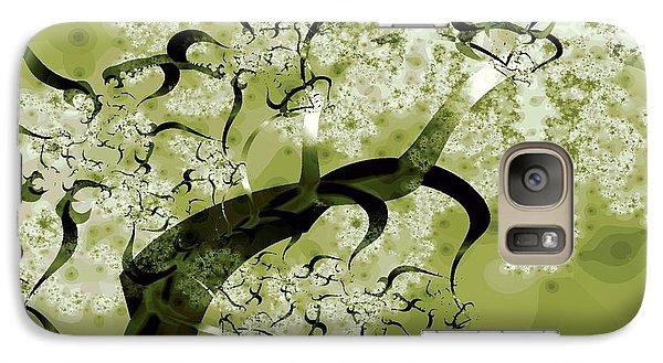 Wishing Tree Galaxy S7 Case by Anastasiya Malakhova