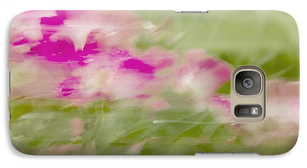 Galaxy Case featuring the photograph Wisp by Linde Townsend