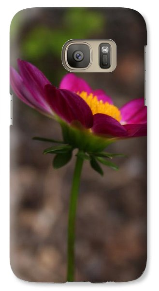 Galaxy Case featuring the photograph With Kindness by Geri Glavis