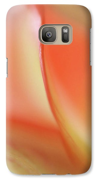 Galaxy Case featuring the photograph With Love by Annie Snel