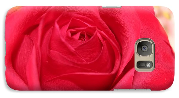 Galaxy Case featuring the photograph With Love by Judy Palkimas