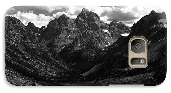 Galaxy Case featuring the photograph Within The North Fork Of Cascade Canyon by Raymond Salani III