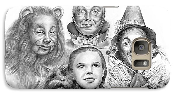 Wizard Galaxy S7 Case - Wizard Of Oz by Greg Joens
