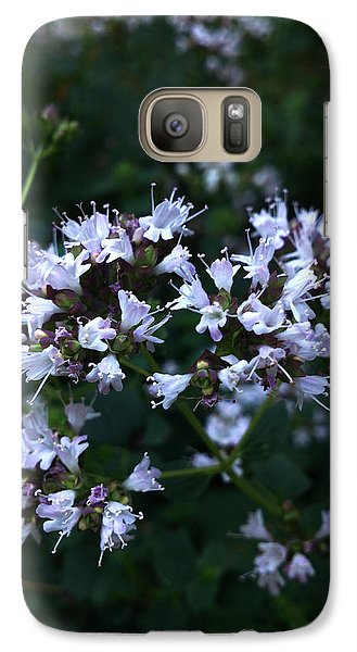 Galaxy Case featuring the photograph Wonder Of Nature by Lucy D