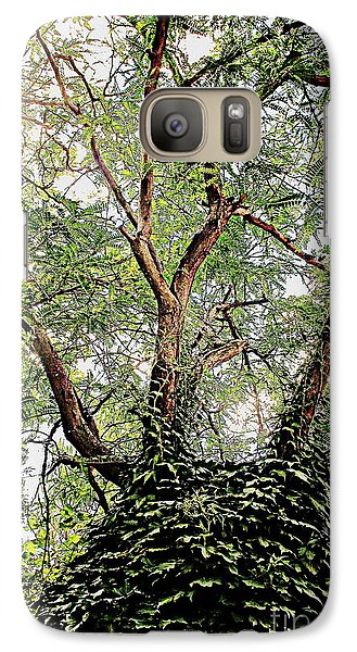 Galaxy Case featuring the photograph Wonder by Ruth Jolly
