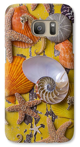 Wonderful Sea Life Galaxy S7 Case