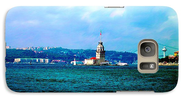 Galaxy Case featuring the photograph Wonders Of Istanbul by Zafer Gurel