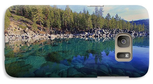 Galaxy Case featuring the photograph Wondrous Waters by Sean Sarsfield