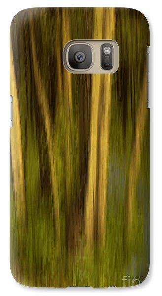 Galaxy Case featuring the photograph Woodland Tapestry by Sandi Mikuse