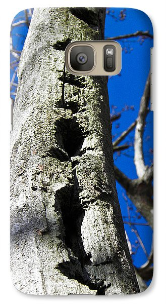 Galaxy Case featuring the photograph Woody's Paradise by Nick Kirby