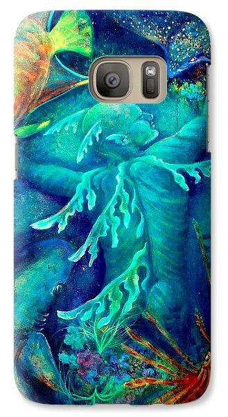World Galaxy S7 Case