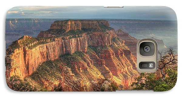 Galaxy Case featuring the photograph Wotan's Throne by Jeff Cook