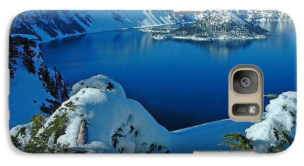 Galaxy Case featuring the photograph WOW by Nick  Boren