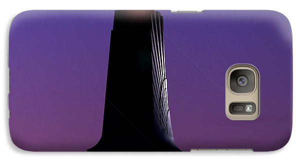 Galaxy Case featuring the photograph Wright Brothers Memorial by Greg Reed