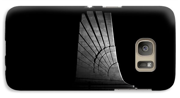 Galaxy Case featuring the photograph Wright Brothers National Memorial by Greg Reed