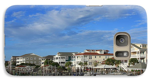 Galaxy Case featuring the photograph Wrightsville Beach - North Carolina by Mountains to the Sea Photo