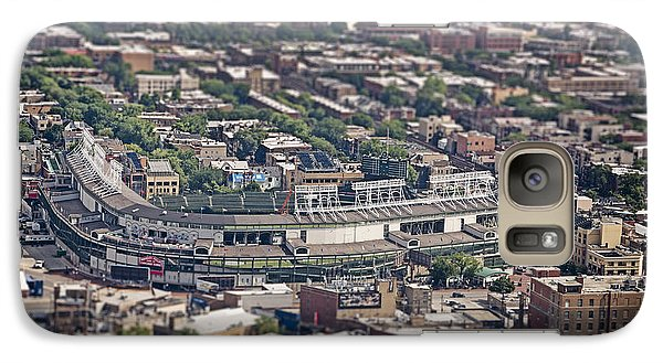 Wrigley Field - Home Of The Chicago Cubs Galaxy S7 Case