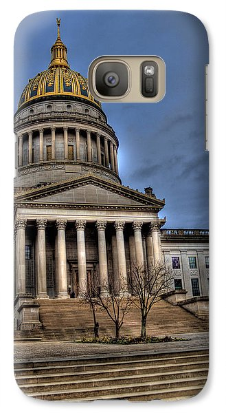 Wv Capital Building 2 Galaxy S7 Case
