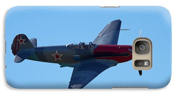 Yakovlev Yak-3 - Wwii Russian Fighter Galaxy S7 Case by David Wall