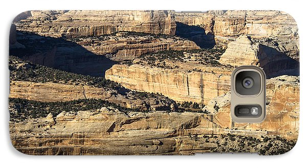 Yampa River Canyon In Dinosaur National Monument Galaxy S7 Case