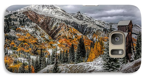 Galaxy Case featuring the photograph Yankee Girl Mine by Ken Smith