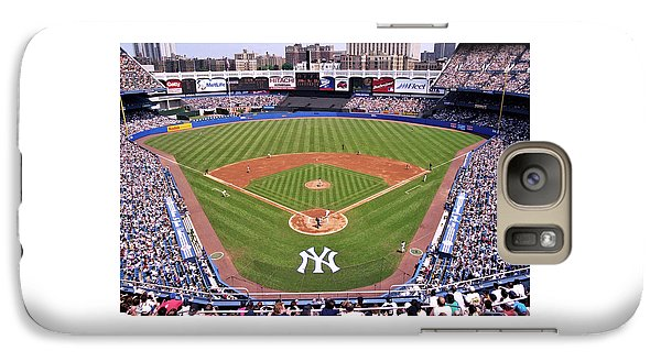 Yankee Stadium Galaxy S7 Case