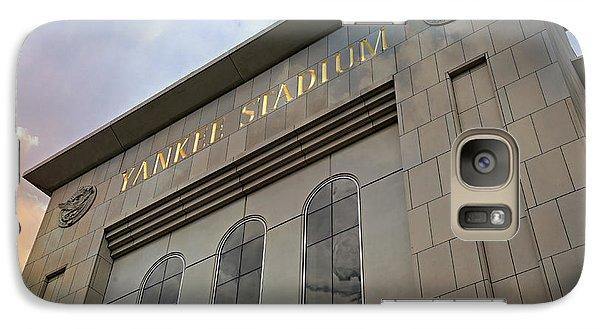 Yankee Stadium Galaxy S7 Case by Stephen Stookey