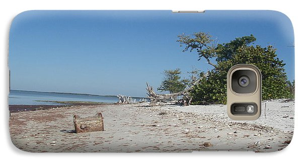 Galaxy Case featuring the photograph Ye Olde Pirates Chest by Robert Nickologianis