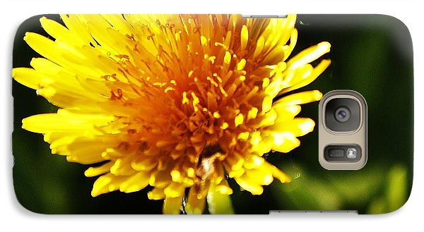Galaxy Case featuring the photograph Yellow Is A Colour.. by Al Fritz