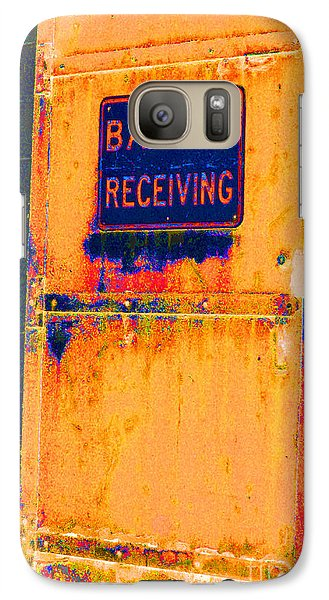 Galaxy Case featuring the photograph Yesterday's Bread by Christiane Hellner-OBrien
