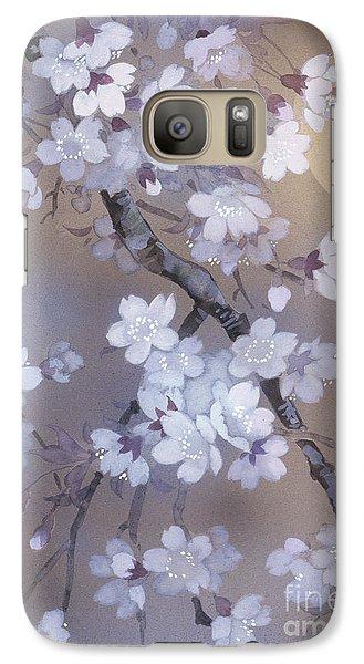 Crane Galaxy S7 Case - Yoi Crop by Haruyo Morita