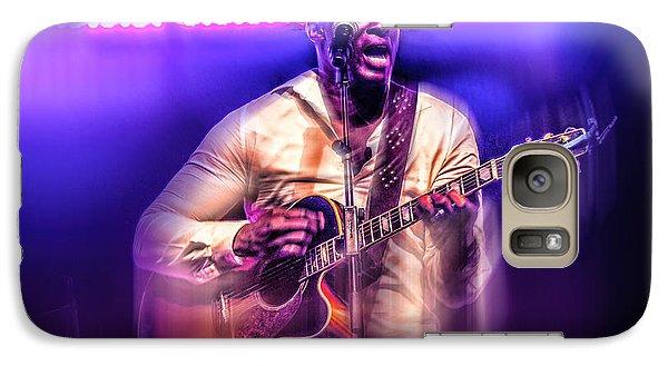 Galaxy Case featuring the photograph Yonkers Riverfest - Jermaine Paul  by Glenn Feron