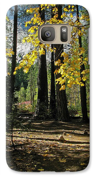 Galaxy Case featuring the photograph Yosemite Fen Way by John Haldane