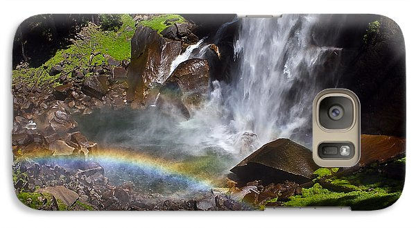 Galaxy Case featuring the photograph Yosemite National Park by Brian Williamson