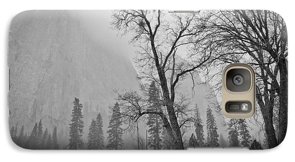 Galaxy Case featuring the photograph Yosemite Storm by Priya Ghose