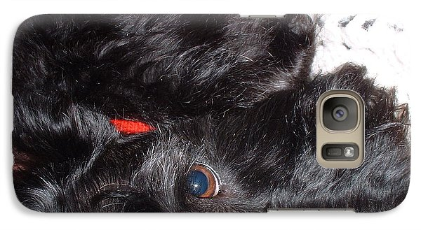 Galaxy Case featuring the photograph You Again by Mark Robbins