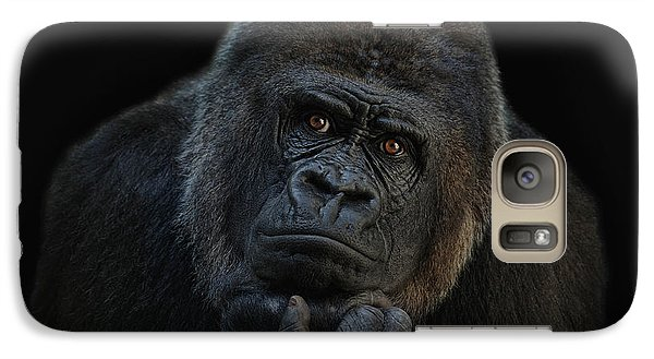You Ain T Seen Nothing Yet Galaxy S7 Case by Joachim G Pinkawa