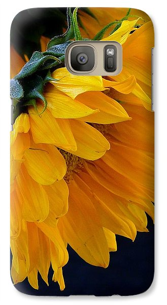 Galaxy Case featuring the photograph You Are My Sunshine by Brenda Pressnall