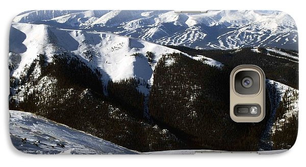 Galaxy Case featuring the photograph You Can See Forever by Fiona Kennard