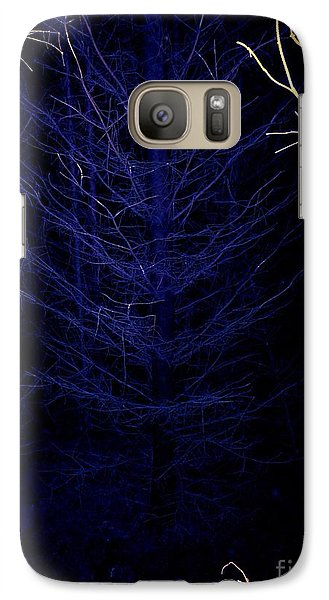 Galaxy Case featuring the photograph You Go First... by Andy Heavens
