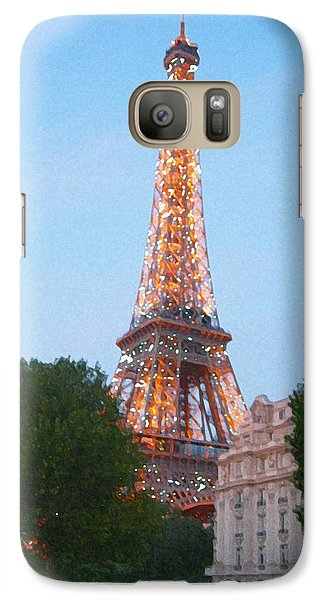 Galaxy Case featuring the photograph You Took My Breath Away by Kjirsten Collier