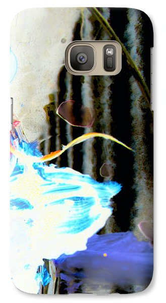 Galaxy Case featuring the digital art Young Elegance by Christine Ricker Brandt
