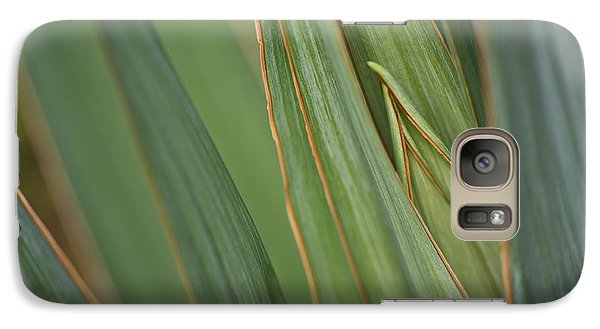 Galaxy Case featuring the photograph Yucca by Adria Trail