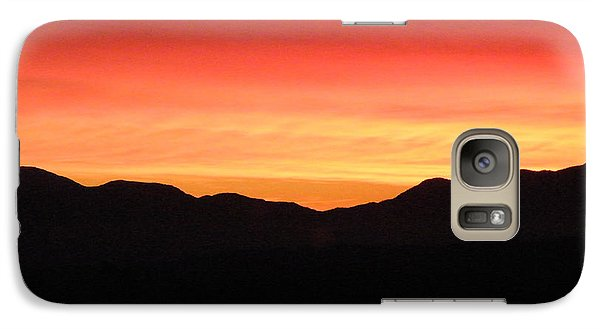 Galaxy Case featuring the photograph Yukon Gold And Crimson by Brian Boyle