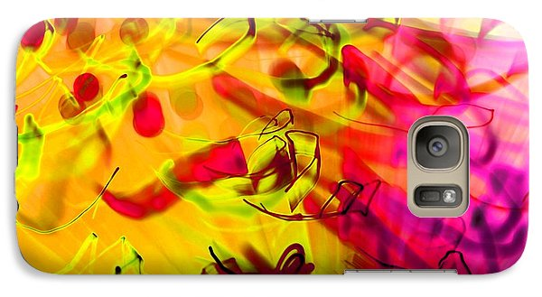 Galaxy Case featuring the photograph YYZ by Dazzle Zazz
