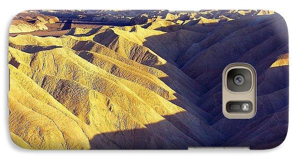 Galaxy Case featuring the photograph Zabriski Point #2 by Stuart Litoff