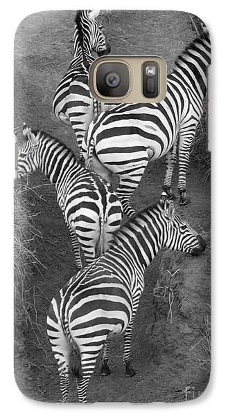 Zebra Design Galaxy S7 Case