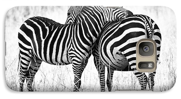 Zebra Love Galaxy S7 Case