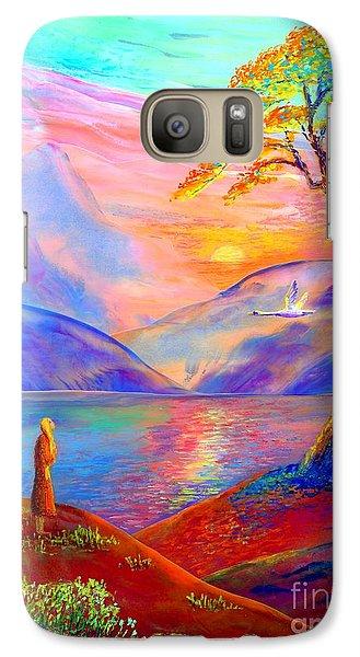 Flying Swan, Zen Moment Galaxy S7 Case